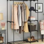 Deluxe Double Rod Closet Organizer by Whitmor $44.35 at Walmart