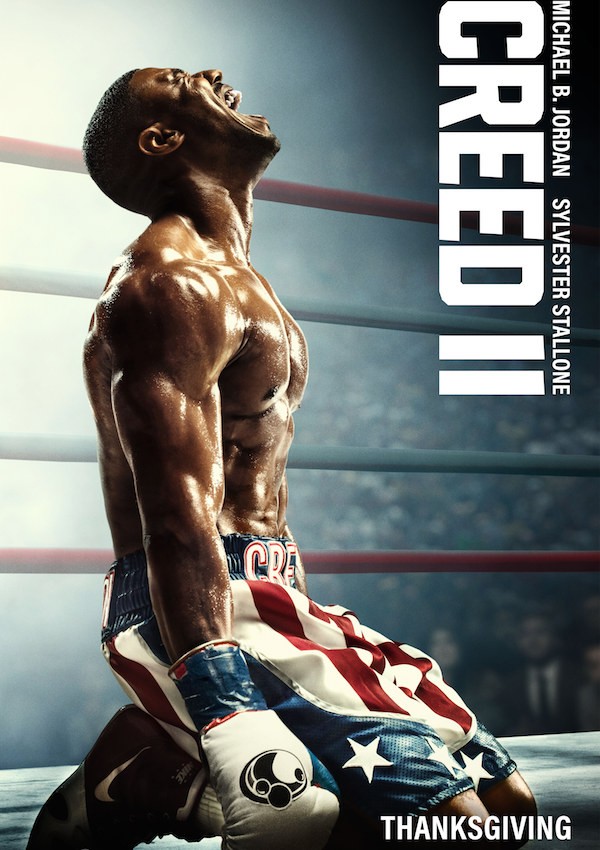 MGM AND WARNER BROS. RELEASE TRAILER II FOR CREED II