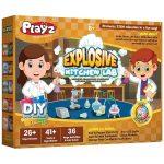 Amazon: Explosive Kitchen Lab Science Experiments Set $19.99