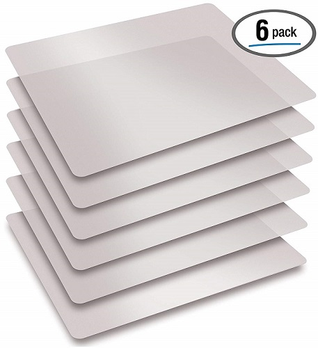 plastic cutting mats