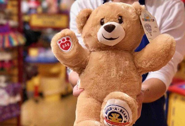 free build-a-bear