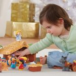Amazon: Fisher-Price Little People Musical Christmas Story Nativity $30.99