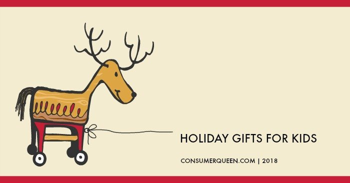 HOLIDAY GIFTS FOR KIDS 2018
