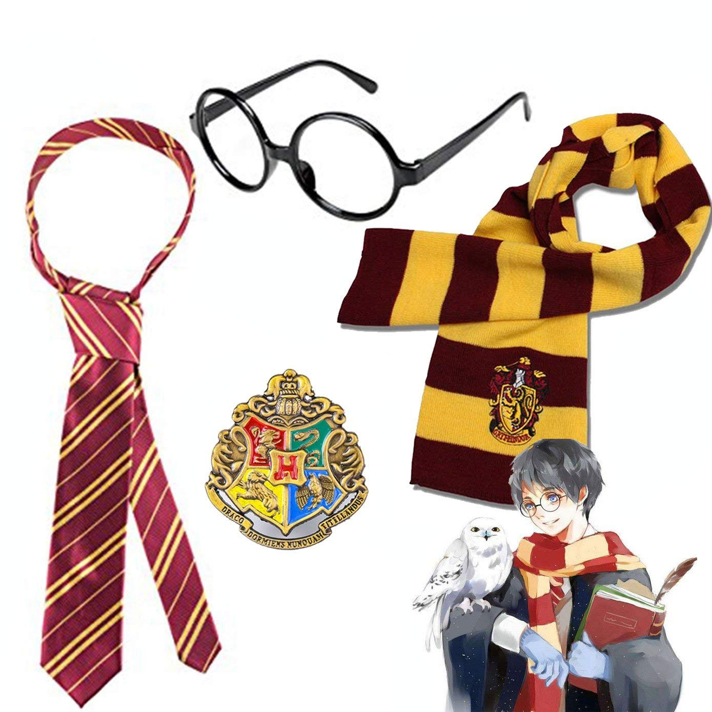 Amazon: Harry Potter Costume Accessory Set Only $6.99!