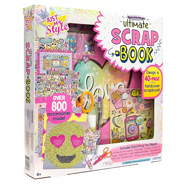 Ultimate Scrapbooking Kit $7.97 At Amazon