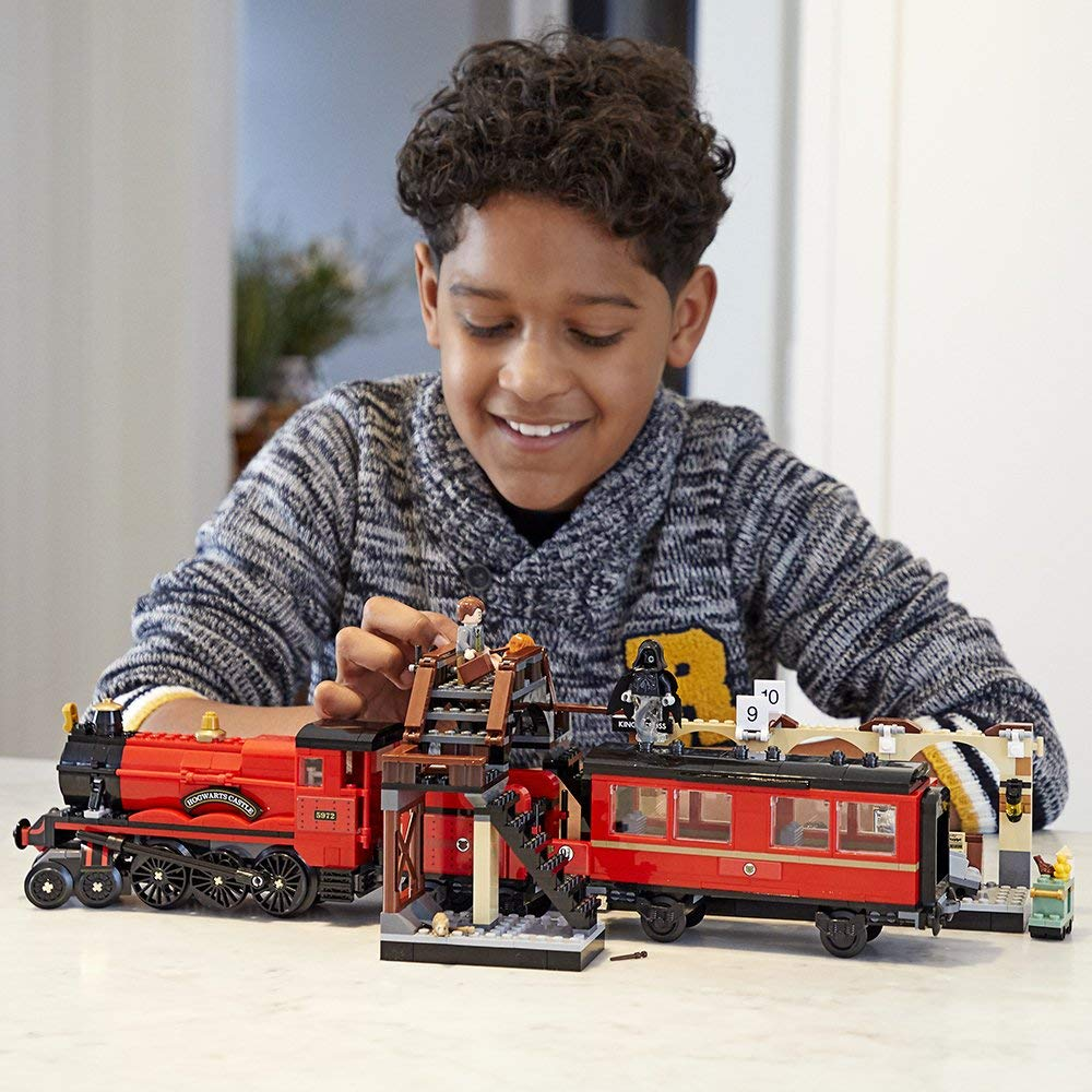 LEGO Harry Potter Hogwarts Express Building Kit $69 At Amazon