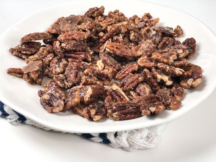 Low Carb Sugar Free Candied Pecans 2 (1 of 1)