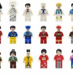 Building Brick Minifigures 36-ct. only $10.49 on Amazon W/Promo Code