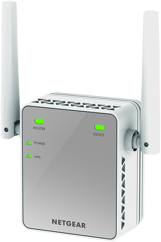 Amazon: NETGEAR N300 WiFi Range Extender $20.99 After Coupon