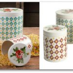 Pioneer Woman Canister Set 3-Pc $10.88 (Reg. $28.79)!
