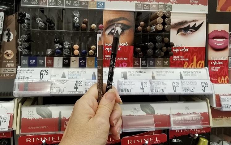 Rimmel Eye Cosmetics as Low as 44¢ at Walgreens