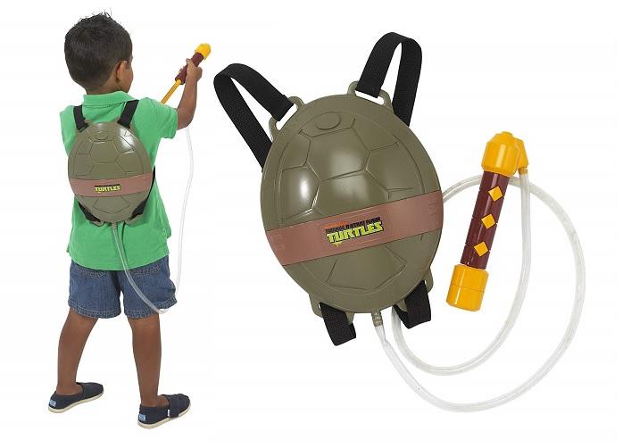 Amazon: Teenage Mutant Ninja Turtles Shell Water Blaster $8.30