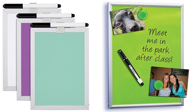 "Dry Erase Board w// Marker 5/"" x 7/"" New."