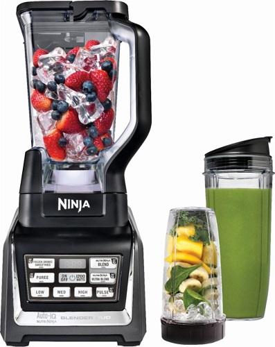 Nutri Ninja Nutri Bowl DUO Blender Only $99.99 at Best Buy + Free Shipping