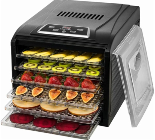 Gourmia Food Dehydrator (6 Tray) $64.99 at Best Buy – Today Only (9/28)