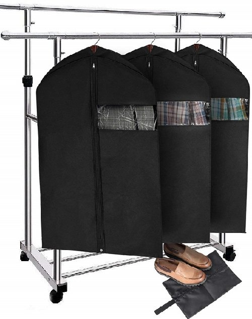 MaidMAX Set of 3 Garment Bags only $11.99 on Amazon W/Promo Code