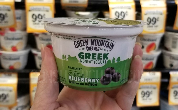 Green Mountain Greek Yogurt 49¢ at Sprouts After Coupon