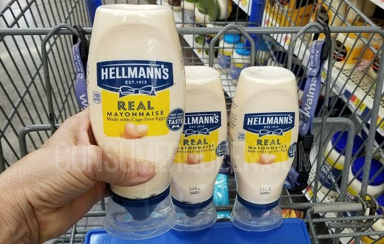 Hellmann's Mayo – Save Over 50% at Walmart After Cash Back