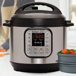 Instant Pot Duo 8-Quart Pressure Cooker $89.95 Shipped (Reg. $140)