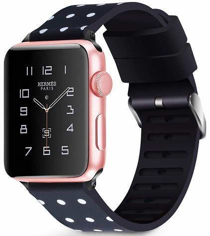 iWatch Band by Greatfine only $3.60 on Amazon W/Promo Code