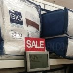 Mattress Pads & Pillows 60% Off at Kohl's + Additional $10 Off $25