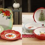 Pioneer Woman Holiday Dinnerware Sale at Walmart