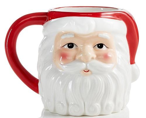 Martha Stewart Santa Mug Only 7 53 At Macy S Clearance