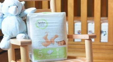 Signature Care Diapers FREE 5-Count Sample Pack