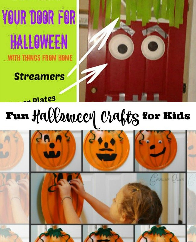 Five Fun & Inexpensive Halloween Crafts You Can Do With the Kids