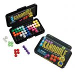 Kanoodle – Brain Twisting Solitaire Game $6.99 At Amazon