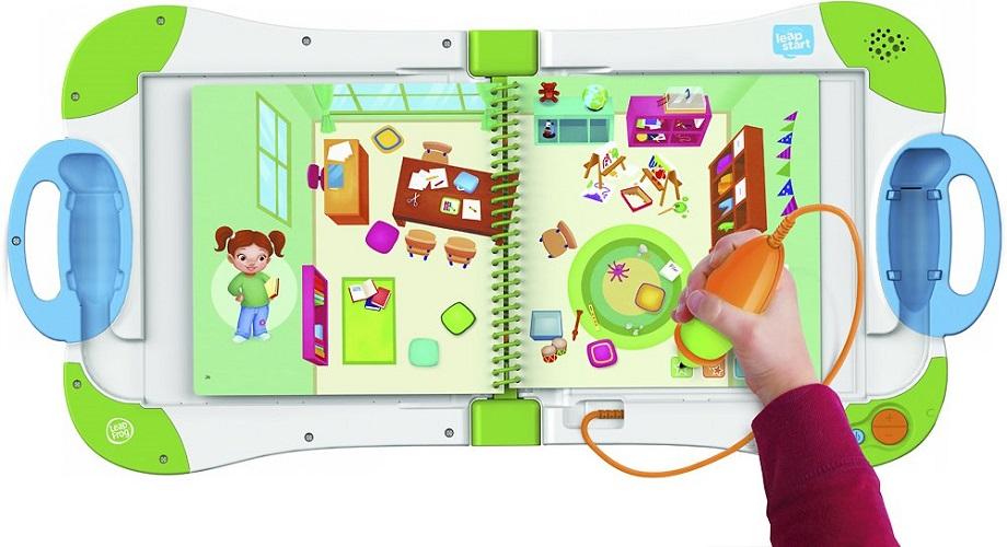 Amazon: LeapFrog LeapStart Pre-K Activity Book $3