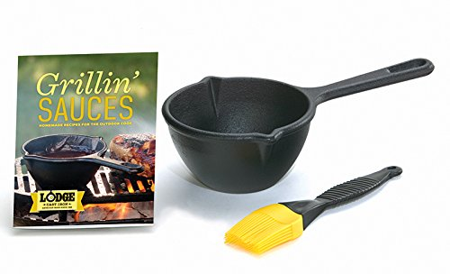 Lodge Melting Pot and Grilling Sauces Kit $14.88 At Amazon