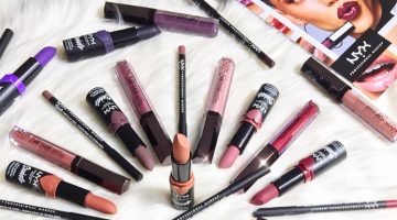 NYX Lip Liners  – Get TWO FREE After CVS Rewards (Free Shipping Too!)