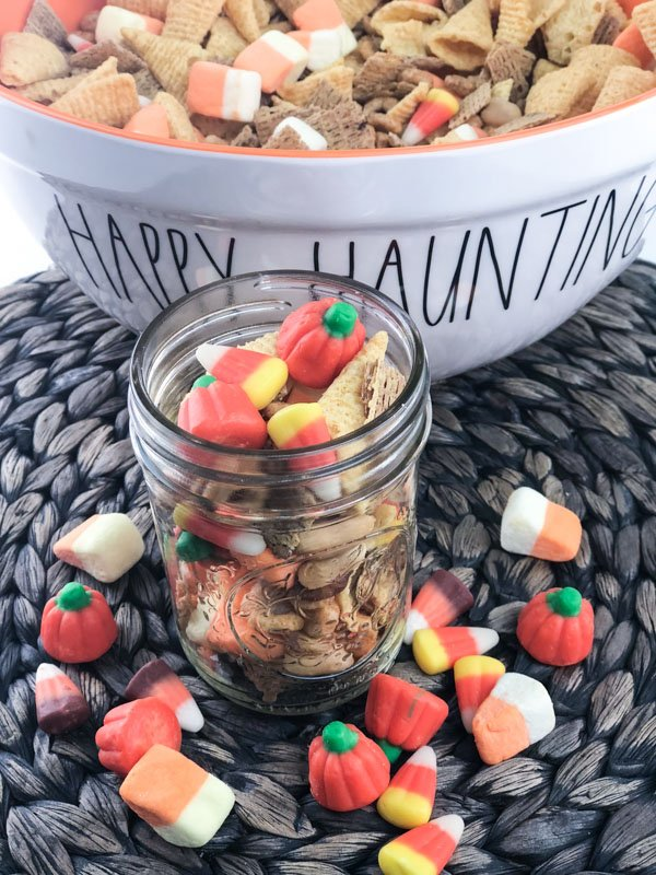 Pumpkin Patch Trail Mix