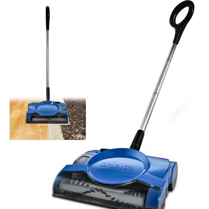 Shark Recharchable Floor and Carpet Sweeper $29.96 At Walmart