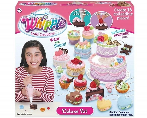 Whipple Deluxe Craft Set Only $7.99 (Reg. $29.95) At Amazon