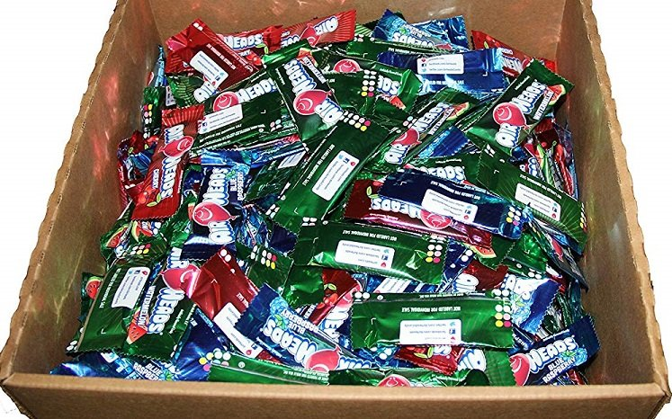 AirHeads Candy – BIG 25-lb. Box Only $37.85 on Amazon