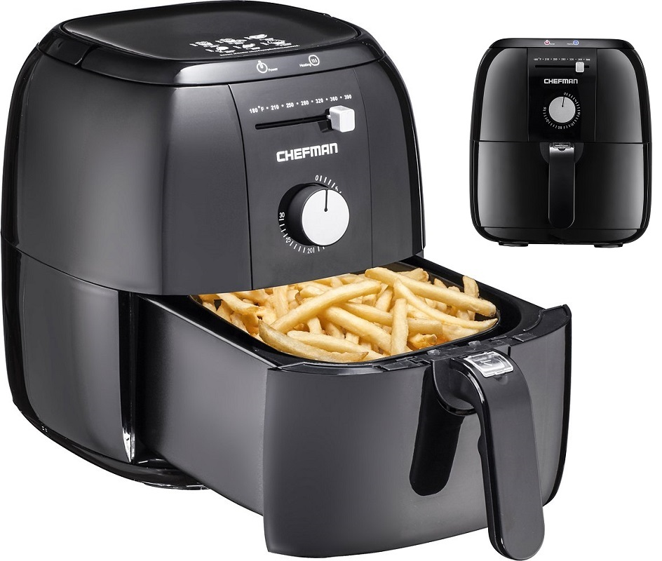 Air Fryer by Chefman $39.99 Shipped Today Only *EXPIRED*