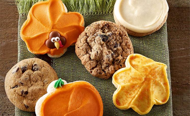 Cheryls thanksgiving sampler