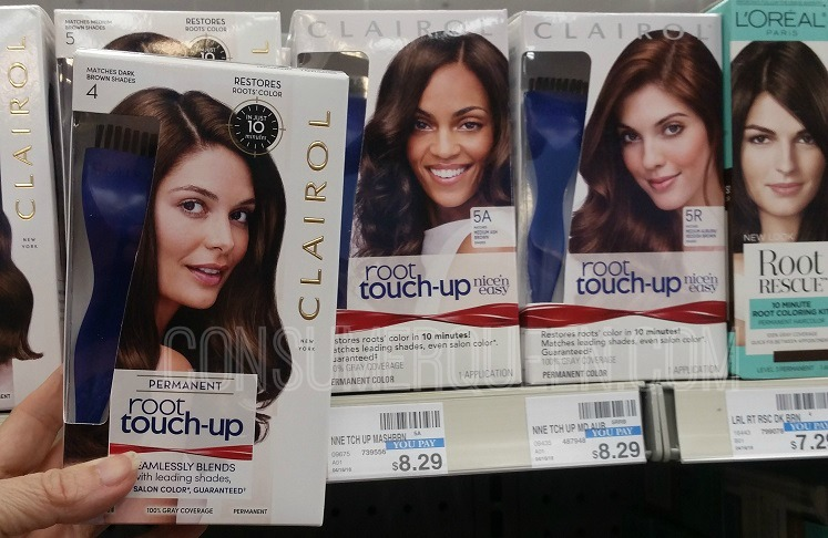 Clairol Root Touch-Up Only $2.50 at CVS This Week