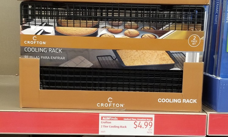 Bed Pillows Silicone Bakeware Cooling Racks Amp More At Aldi