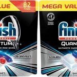 Finish Quantum Dish Detergent Tabs 82-Ct $12.37 Shipped + Cascade Deal