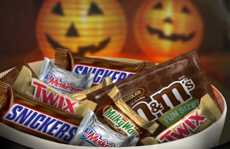 Halloween Candy 25% Off Today Only On Amazon