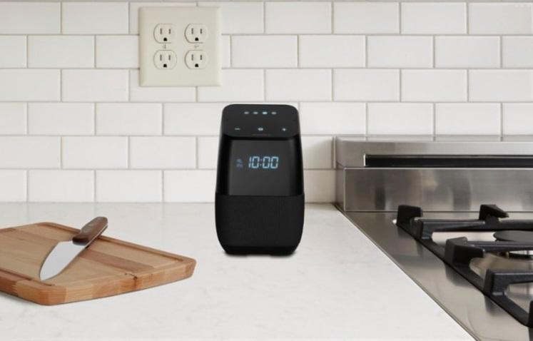 Insignia Voice Smart Bluetooth Speaker & Alarm Clock $19.99 (Reg. $100)
