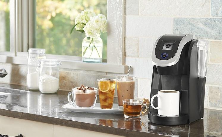 Keurig Coffee Maker (K200 Single-Serve K-Cup Pod) $79.99 Shipped!