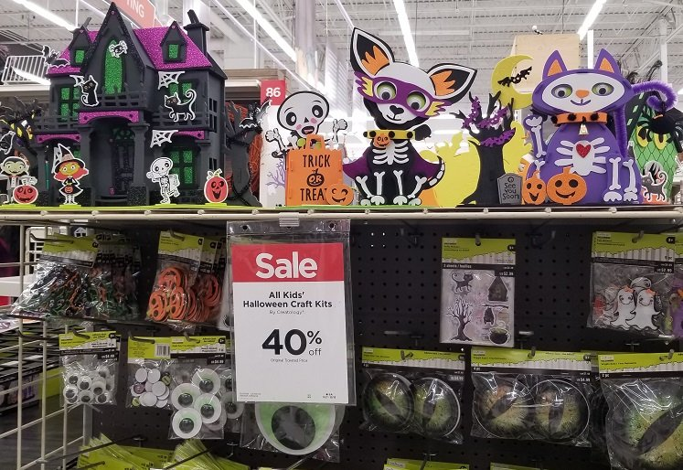 Door Buster Deals (40-60% Off) + $10 Off $40 Kid's Crafts at Michaels