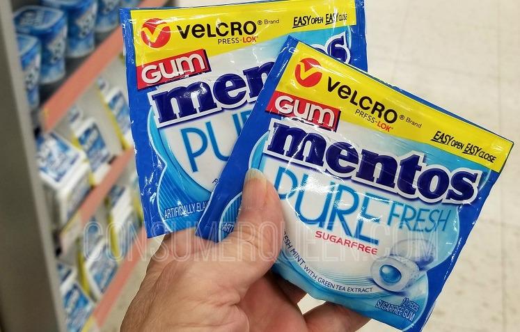 Mentos Velco Pack FREE at Walgreens After Rewards