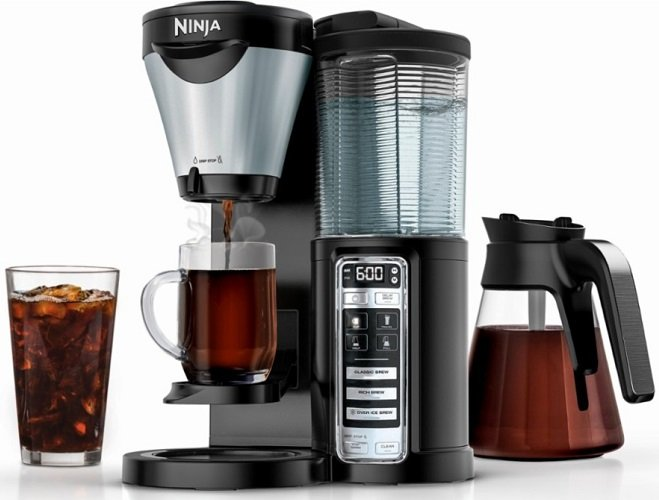 Coffee Brewer by Ninja only $49.99 at Best Buy – Today Only (10/4)