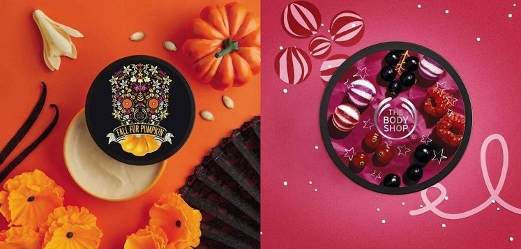 Seasonal Body Butters Only $5.00 Shipped From The Body Shop