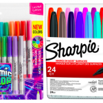 Sharpie Markers 24-Pack Only $11.59 (50% Off) on Amazon